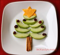 "Healthy ""Christmas Treat Snack"" the whole family can enjoy!"