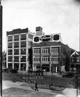 Hollingsworth Candy Company in Augusta, Georgia.  The building was located on Telfair Street between 8th and 9th Street.  Photo circa 1920s.  (Image:  Courtesy of Augusta State University, Reese Library, Special Collections)    TSG is interested in any historical information about the Hollingsworth Candy Company.  Any contributions would be gratefully appreciated and attributed.
