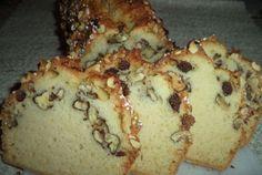 Reteta culinara Chec cu nuca (din albusuri) din categoria Prajituri. Specific Romania. Cum sa faci Chec cu nuca (din albusuri) Cheesecakes, Muffin, Food And Drink, Sweets, Bread, Homemade, Cookies, Unt, Breakfast