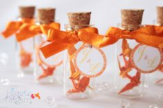 Lembrancinha de casamento: Potinho da Felicidade http://hikarisorigami.wix.com/hikarisorigami#!product-page/c1u5r/19a8160a-3b5b-692a-bc60-4e2e5f977264