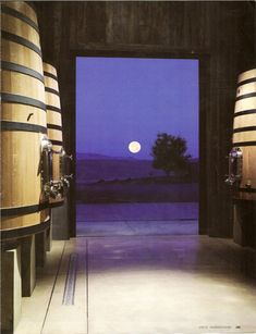 rams gate | winery & SF Lighting Designer Winery Barrel Room #interiordesign #Style Vita ...