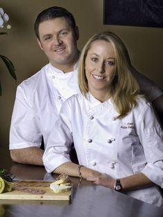 Meet chefs James and Julie Petrakis