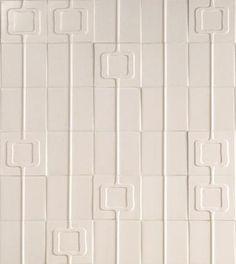Angela Adams for Ann Sacks tile and stone by r a e d e k e, via Flickr