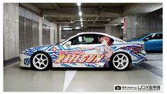 Itasha Car