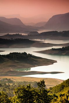 "iuvencula: "" ponderation: "" Curves by Adnan Bubalo "" Lake Rama, Bosnia and Herzegovina """