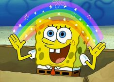 SpongeBob SquarePants is listed (or ranked) 7 on the list Cartoon Characters You Never Realized Are Probably Gay Memes Spongebob, Spongebob Cartoon, Cartoon Memes, Cartoon Pics, Spongebob Squarepants, Cartoon Characters, Funny Memes, Nickelodeon Spongebob, Spongebob Patrick