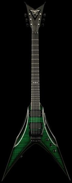 DBZ Venom... super sleek, ultra metal   like the color ,but ya could put an eye out with this guitar!!!