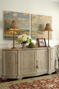 Saint Croix Grand Sideboard from Soft Surroundings