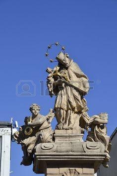 Statue of St. John of Nepomuk