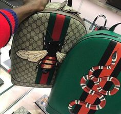 Enjoy discounts on Gucci, Versace, Louis Vuitton & more! Luxury Bags, Luxury Handbags, Purses And Handbags, Designer Handbags, Designer Purses, Miu Miu Tasche, Fashion Bags, Fashion Backpack, Gucci Fashion