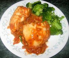 Italian Slow Cooker Chicken