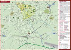 large detailed of bochum map » ..:: Edi Maps ::..   Full HD Maps
