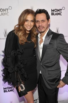 25 Best Favorite Celebrity Couples Jlo And Marc Anthony Images
