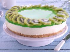 Frisk, Kiwi, Tiramisu, Sweets, Baking, Cake, Ethnic Recipes, Desserts, Food