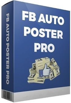 FB Auto Poster Pro [Push Button Software - Groups and Pages]    Get FREE Unlimited Traffic From Facebook Using Our Push Button Software...     No Games. No Gimmicks. You Get Unlimited Lifetime Access When You Create Your FREE PRO Account Today ($97 Value)     Schedule and auto-post to an unlimited number of Facebook Groups and Pages. You get unlimited, targeted traffic on auto-pilot using FB Auto Poster PRO. Super easy to use and nothing to download…