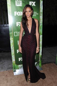 Pin for Later: 33 Tenues Inspirées Par les Emmy Awards Joan Smalls