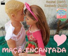 """Mundo da Chel: Mini-filme da Barbie - """"Maçã Encantada"""""""