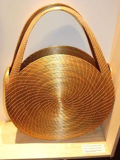 O artesanato brasileiro também marcou presença no evento de Milão.   (Edição 2012)