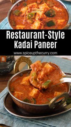 Paneer Recipe Video, Homemade Paneer Recipe, Paneer Gravy Recipe, Paneer Recipes, Biryani Recipe, Indian Food Recipes, Paneer Snacks, Pakora Recipes, Prawn Dishes