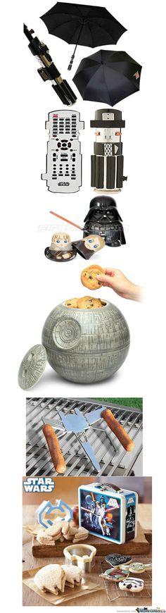 Epic Star Wars Merchandise - the Russian Doll & Death Star Cookie Jar Plz