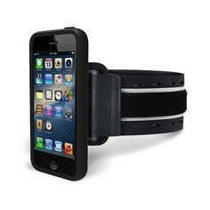 Marware SportShell Convertible for iPhone 5 - 1 Pack - Retail Packaging - Black - - The patented design of the Marware SportShell Convertible iPhone case gives you four case fun Best Iphone, Apple Iphone 5, Iphone 5 Cases, Retail Packaging, Ipad Case, Apple Watch, Convertible, Stuff To Buy, Accessories