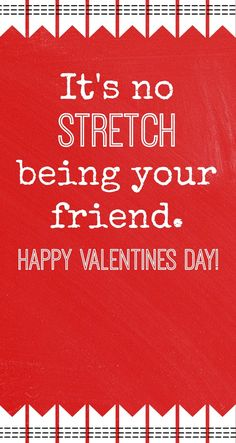 Loom Band Printable Valentine - We heart this Valentine's Day idea featuring loom bands!