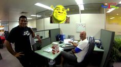 SHREK in Our Office ! Office Antics Startup Office Gifs, Office Video, Office Prank, Office Humor, Funny Office, Awkward Moments, Funny Moments, Watch Funny Videos, Funny Video Clips