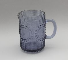 Glass jug, Grapponia, Nanny Still