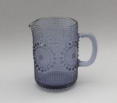 Glass jug, Grapponia, Nanny Still Glass Jug, Glass Ceramic, Shopping Places, Old Antiques, Design Art, Ceramics, Beautiful, Ceramica, Pottery