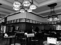 Orient cafè Praga - architettura cubista