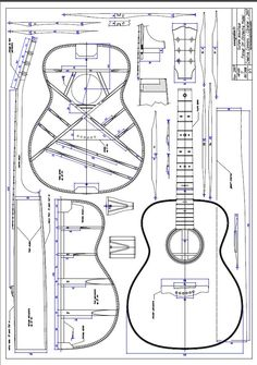 guitar building How to Make an Acoustic Guitar: Look I'm building a guitar!- Quite literally everyone elseHi and welcome to my longest woodworking project so Acoustic Guitar Case, Guitar Diy, Guitar Shop, Guitar Chords, Guitar Logo, Easy Guitar, Stratocaster Guitar, Archtop Guitar, Cigar Box Guitar Plans