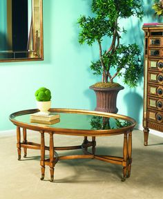 Tuscan Overtures Coffee Table Set