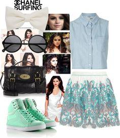 """Selena Gomez"" by blogging-inbalenciaga on Polyvore"