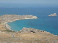 Xerokambos in Lassithi Crete Crete Heraklion, Crete Island, Crete Greece, Famous Places, Car Rental, Car Car, Travel Guide, Things To Do, Places To Visit