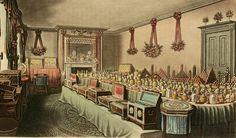Ross Perfumery, Bishopsgate St London circa (1816) Alexander Ross's Ornamental Hair and Perfumery Warehouse