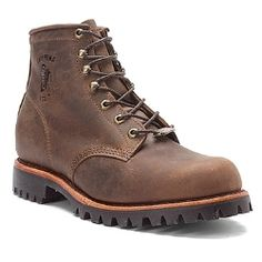 These boots are great for going out but are built to work hard!  Chippewa Chocolate Apache 6 Boots.....