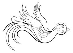 Sparrow Tattoo Design by iluvsparkles.deviantart.com on @deviantART