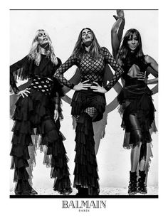 The Original Supermodels Are BACK And It's Legendary