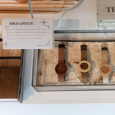 Minimal in form, material and branding these natural-wood watches from Analog Watch Co. are truly works of art. Their latest collection was on display at Creativity Story, in collaboration with Lexus. For more cutting-edge design and fashion, visit the Lexus Design Award website.
