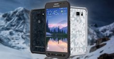 The Samsung Galaxy S6 Active is a rugged, dustproof and water-resistant Android smartphone with a gigantic battery.