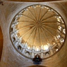 Old Cathedral Salamanca 11