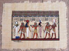 Papiros indicam que egícpcios usavam 'sexo por trás' como castigo