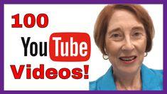 Peg Corwin's Milestone -  100 YouTube Videos Tube Video, Lead Generation, The 100, Social Media, Celebrities, Videos, Youtube, Celebs, Social Networks