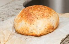 copycat rosemary bread recipe @AllSheCooks : Featured post on Turn It Up Tuesdays.