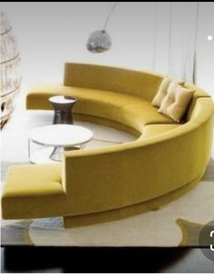 Interior Inspiration, Design Inspiration, Yellow Home Decor, Outdoor Furniture, Outdoor Decor, Bed, Mustard, Color, Fashion