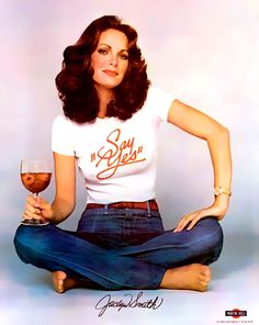 """Jaclyn Smith """"Just Say Yes"""" Yellow Gold Rolex Lady-Date"""