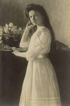 Grand Duchess Tatiana Nicholaevna