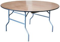 ::Plywood Round Folding Tables | Banquet Folding Tables | 30 x 96 Tables | WHOLESALE CHAIRS::