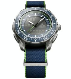 Military Style Watches ... Omega-Speedmaster-Skywalker-X-33 Solar-Impulse-Limited-Edition-blue-green-3 copy