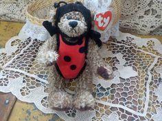 1993 Ty Beanie Baby Bear Bugsy Always a by Daysgonebytreasures
